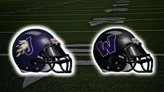 CIML Varsity Football  Johnston @ Waukee