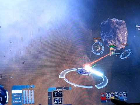 PAX 2009 Day Two – Star Trek Online space combat