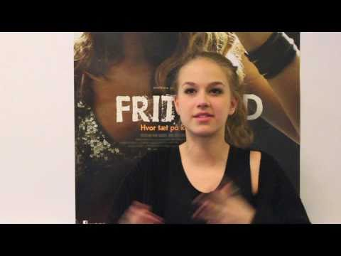 Frit Fald  med Frederikke Dahl Hansen
