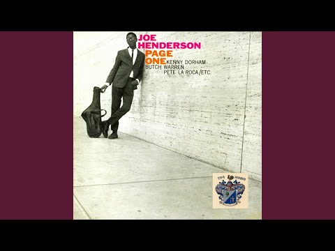 Joe Henderson Discography - Jazz Disco