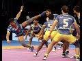 Pro Kabaddi 2018: Tamil Thalaivas vs UP Yoddha Match Highlights [Hindi]