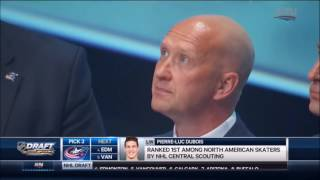 2016 NHL Entry Draft Full Show Round 1 (6/24/16)