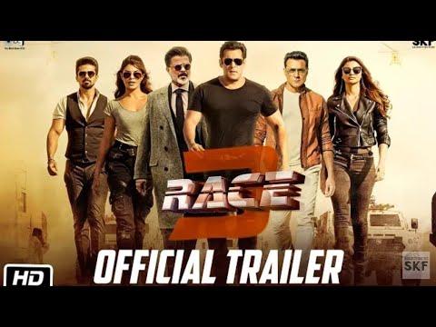 Race 3 Official Trailer | Salman Khan | Remo D'Souza | Bollywood Movie 2018