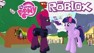 TEMPEST!! Roblox: My Little Pony 3D: Roleplay is Magic