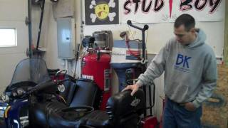 How to Buy a Used Snowmobile