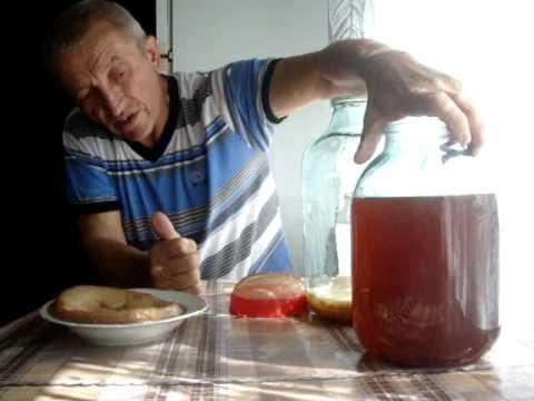 Как поставить гриб на чае
