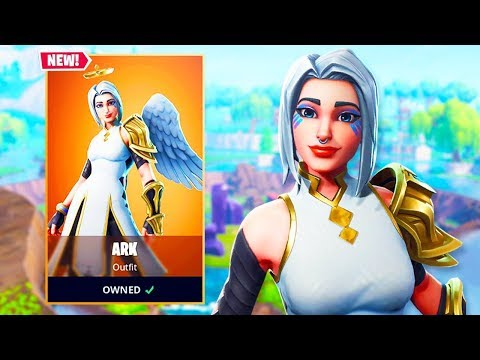 The New ARK SKIN in Fortnite.. thumbnail