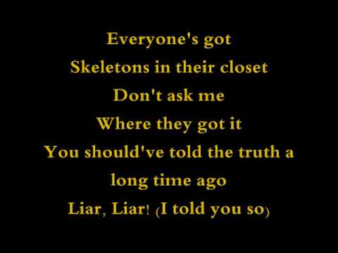 digging up corpses - devildriver (with lyrics)