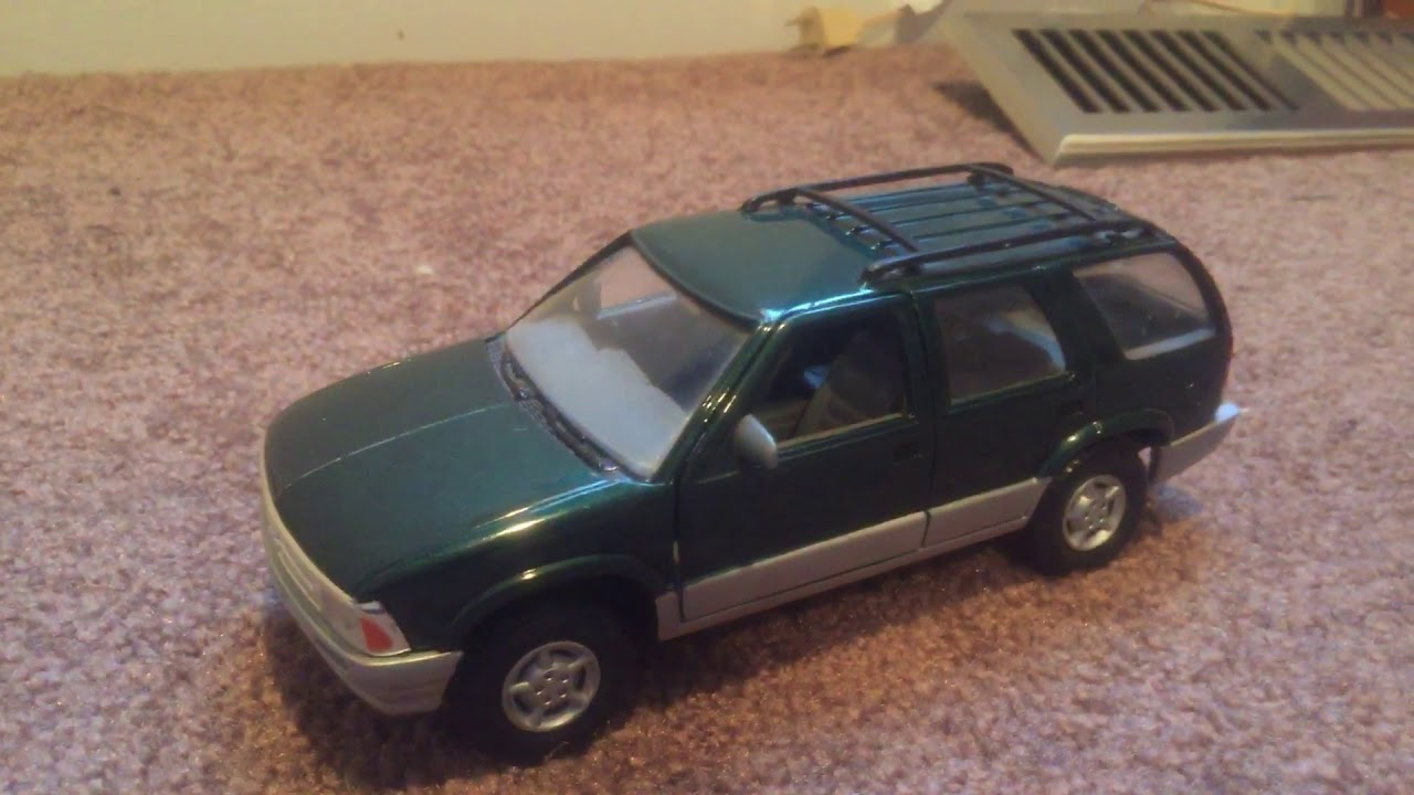 hight resolution of scale 1 24 1996 chevy blazer