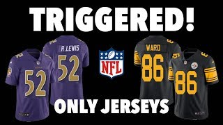 TRIGGERING ALL 32 NFL FAN BASES USING ONLY JERSEYS