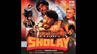 SHOLAY          Title Track