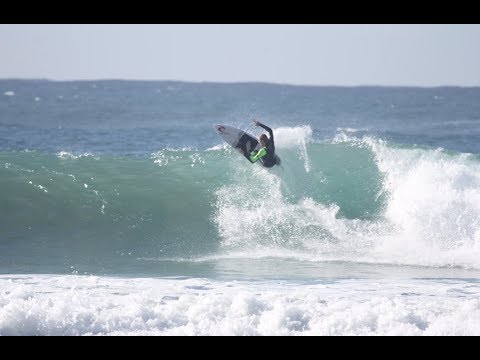 """Surfing around South Africa - Michael """"Sprinkles"""" Monk"""