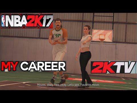 NBA 2K17 MyCareer Rachel Demita Interview 2KTV Episode On MyCourt
