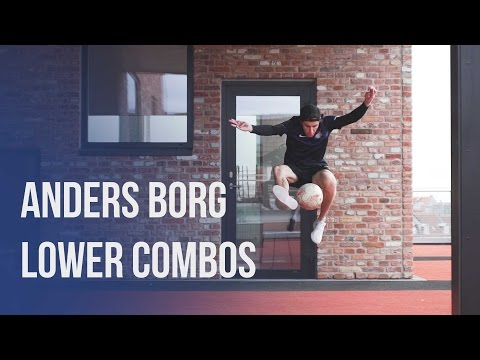 Anders Borg -  Lower Combos