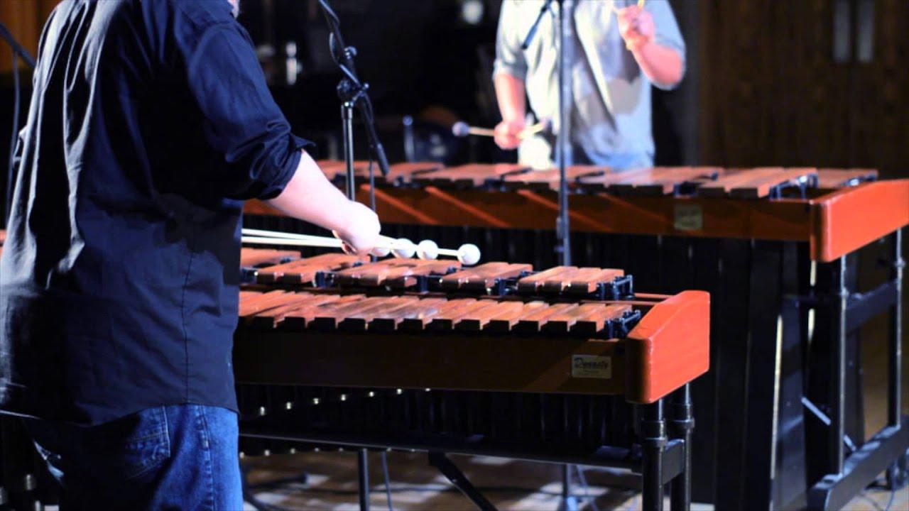 Into the Air (Marimba Duet) - Ivan Trevino