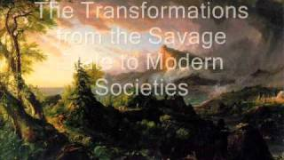 The Savage State and Civil Society in Rousseau's Philosophy
