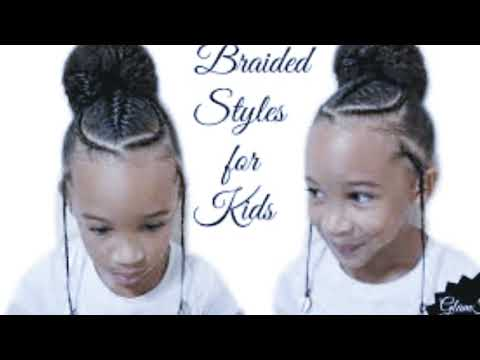 Natural Hairstyles for Kids | Little Black Girl Hairstyles Over 100 Images