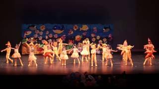 2015肖珍幼稚園上高一畢業表演