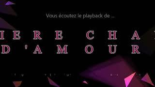"""Playback du boston """"PREMIERE CHANSON D'AMOUR""""composée par Emmanuel Rolland – Isabelle Bourcier"""