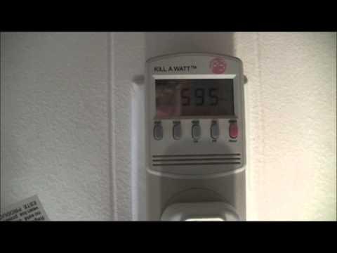 How Much Power Does a 5000 BTU AC Window Unit Use