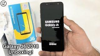 Samsung Galaxy J6 2018 Unboxing & First Look - Pakistan Urdu/Hindi