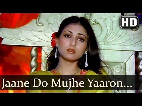 Jaane Do Mujhe Yaaron - Rajesh Khanna - Tina Munim - Fifty Fifty - Bollywood Songs
