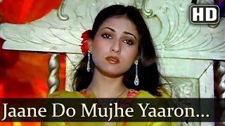 jaane do mujhe yaaron rajesh khanna tina munim fifty fifty bollywood songs