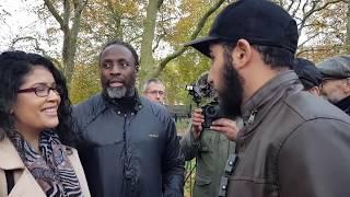 What's the Sin?! Mohammed/Mansur & Christian lady Speaker's corner Hyde park