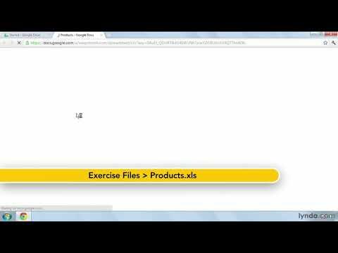 Google Drive tutorial: Editing docs simultaneously | lynda.com