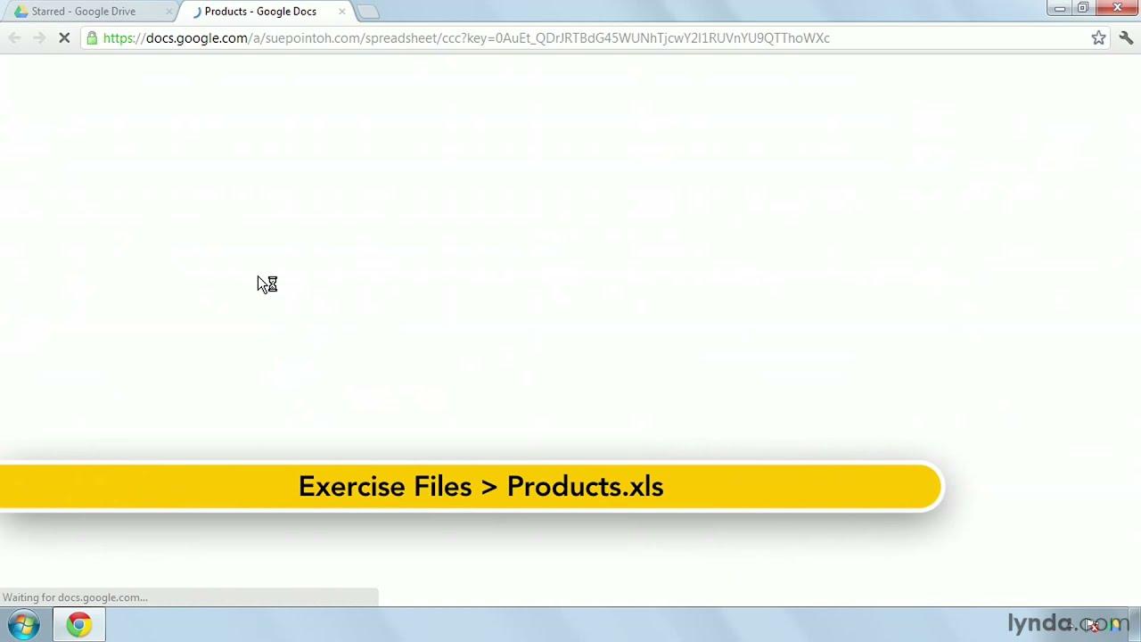 Google drive tutorial editing docs simultaneously lynda youtube google drive tutorial editing docs simultaneously lynda ccuart Gallery