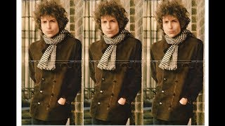 What's up with Bob Dylan?
