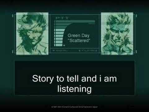 Karaoke Green Day Scattered