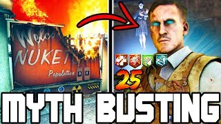 NUKETOWN Zombies EASTER EGG After RICHTOFEN TAKES CONTROL!? / BLACK OPS 4 / MYTH BUSTING MONDAYS #35