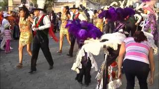 Carnaval Papalotla Tlaxcala 2015 Xaltipa la octava