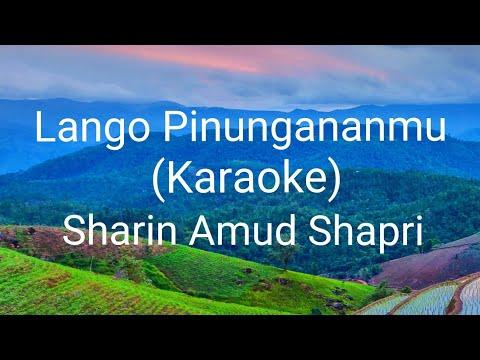 Lango Pinungananmu [Official Minus One + Lyric] ~ Sharin Amud Shapri