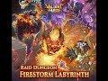 Valiant Force Firestorm Labyrinth ~ Vulcan