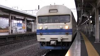 JR西日本419系食パン電車高山線キハ58の動画です