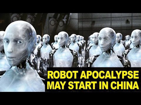 Robot Apocalypse May Start In China!