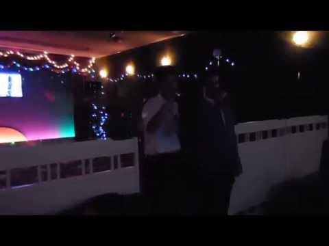Karaoke night in North Korea, 유격대행진곡, March of the Guerrillas