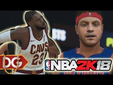 BACK TO BACK BIG GAMES - NBA2k18 MyCareer CENTER GAMEPLAY #40