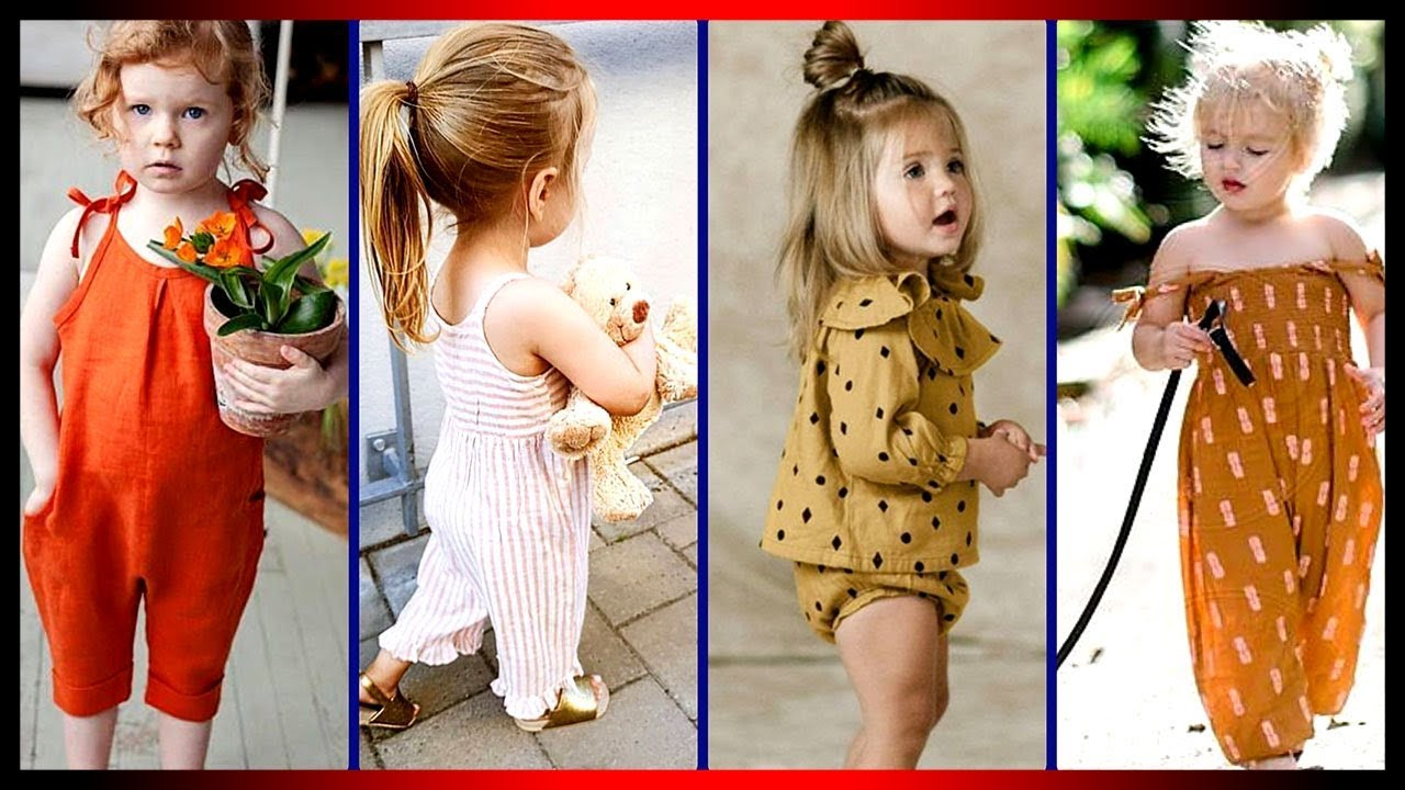 Latest Cute And Stylish 6 Year 6 Year Baby Girl Summer Dresses Outfits  Designs 6069