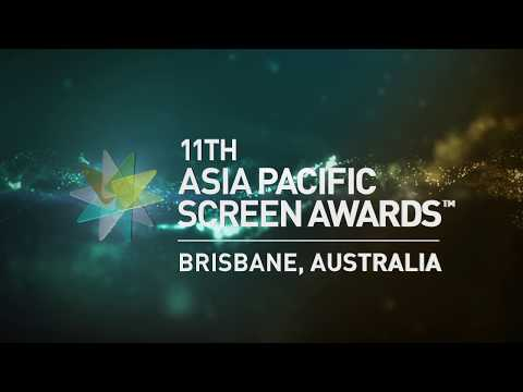APSA Academy Honour Roll // 11th Asia Pacific Screen Awards