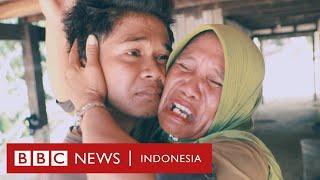Keturunan WNI di Malaysia: 15 tahun terpisah, ibu dan anak bertemu kembali - BBC News Indonesia