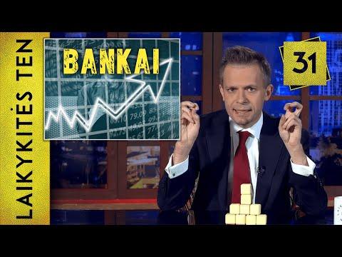 Bankų skandalai ir kandidatų klipai || Laikykitės ten su Andriumi Tapinu S03E31