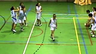 CLUB BALONCESTO BURLADA-C JUNIOR PRIMER AÑO PRIMERA CATEGORÍA