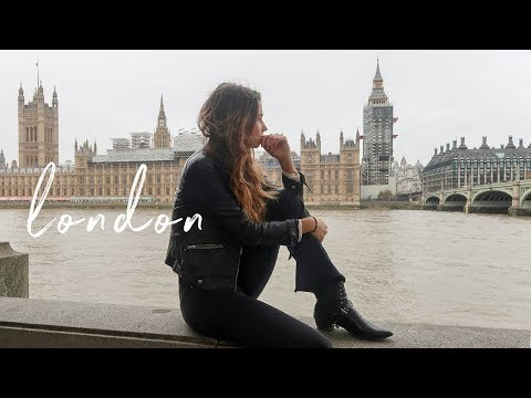 Exploring London | Travel Vlog