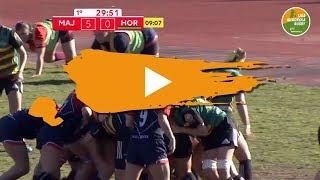 Liga Iberdrola de Rugby RESUMEN J10 - Majadahonda v Hortaleza