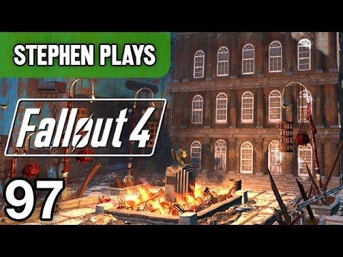"""Fallout 4 #97 - """"Faneuil Hall"""""""