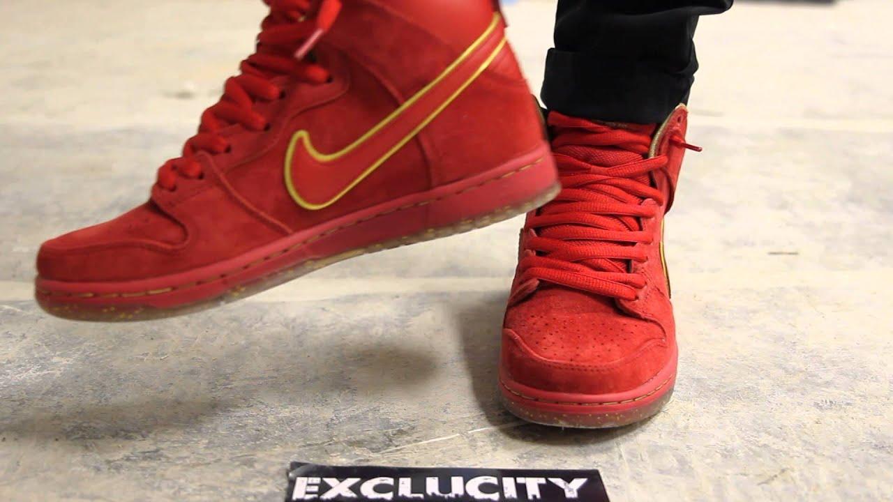 premium selection 3a719 f1284 Nike SB Dunk High Premium