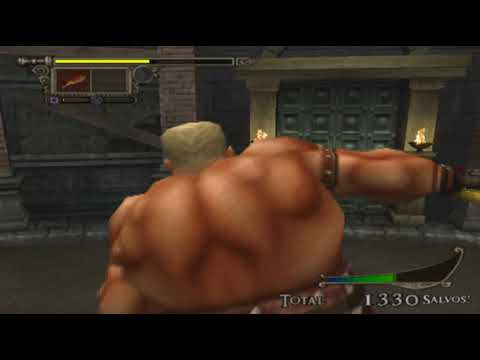 shadow of rome pcsx2 expert battle at sextus underground camp going to africa
